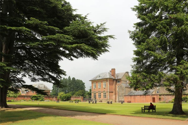 Tredegar House and Gardens