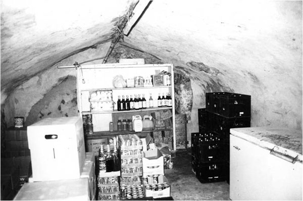 Vaulted undercroft (1982) 600