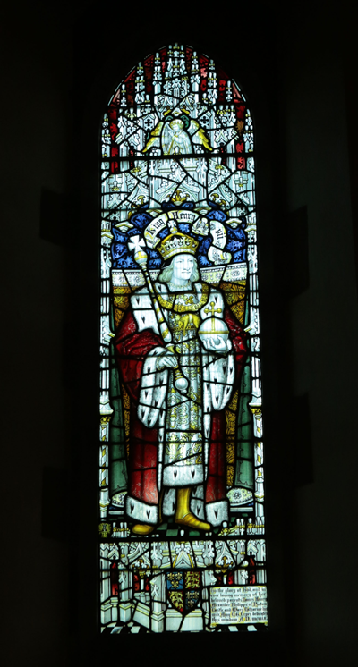 916A9771 Henry VII stained glass window at St Marys Pembroke_edited-1