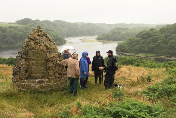 IMG_1894At Lady Cawdors seat Stackpole July 17 800