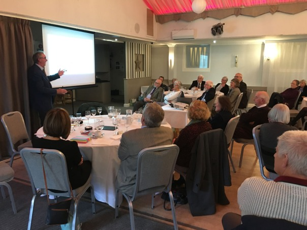 IMG_8185 Chris Harding tells nautical stories at PNTA lunch Nov 9th 2019 1200
