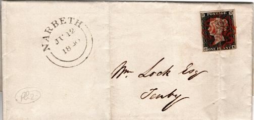 narberth june1840 1d black
